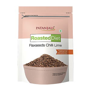 ser ROASTED DIET-FLAXSEED CHILI LIME 150GM (Copy)